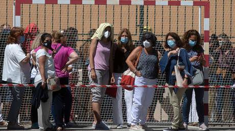España suma más de 27.000 nuevos casos de coronavirus y 101 fallecidos desde el viernes