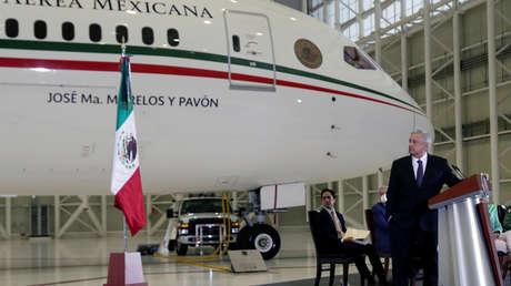 6 millones de 'cachitos' y una crítica a la opulencia: México celebra el sorteo simbólico del lujoso avión presidencial