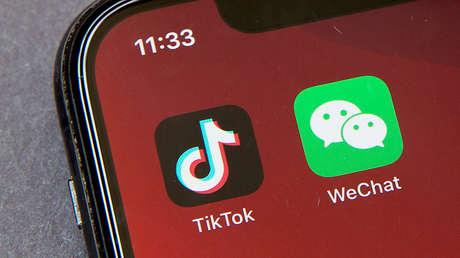 El Gobierno de EE.UU. planea restringir el domingo el acceso a TikTok y WeChat