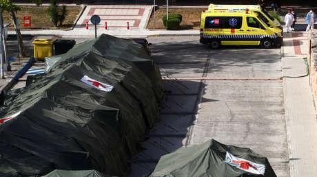 Por qué la Comunidad de Madrid se encuentra al borde del abismo (otra vez) por la pandemia