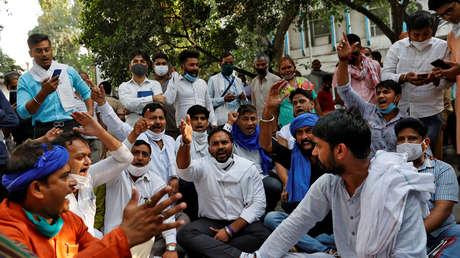 Indignación en la India por la violación en grupo de una mujer 'intocable'