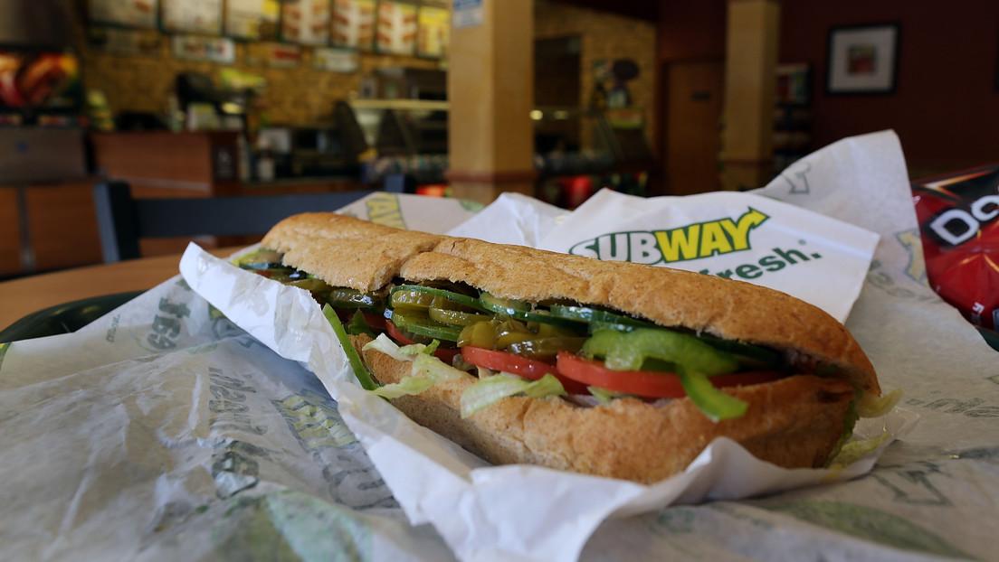 'Demasiado dulces': Un tribunal irlandés dicta que los sándwiches de Subway incumplen la definición legal del pan