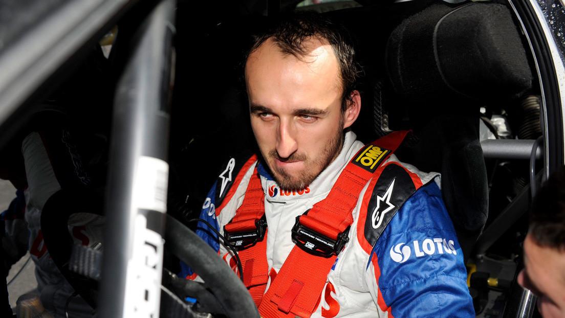 VIDEOS: Esto es lo que pasa si se conduce un automóvil corriente como un Fórmula 1