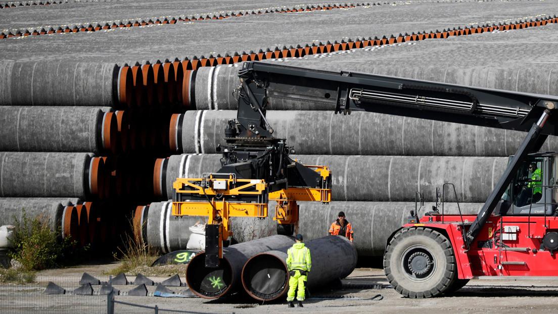 Dinamarca autoriza las operaciones de Nord Stream 2 en aguas danesas