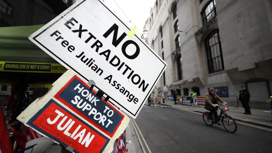 La sentencia sobre la extradición de Assange a EE.UU. se dictará el 4 de enero de 2021
