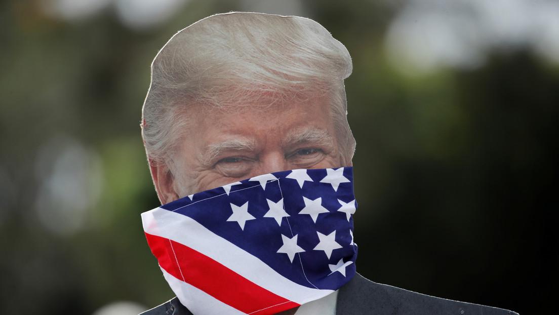 """Trump es """"el mayor impulsor de la 'infodemia' de desinformación sobre covid-19"""", según un estudio"""