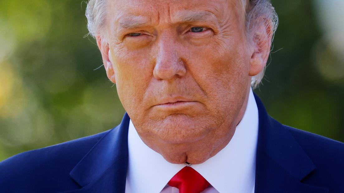 """Donald y Melania Trump comienzan a experimentar """"síntomas leves"""" de covid-19 tras dar positivo por coronavirus"""
