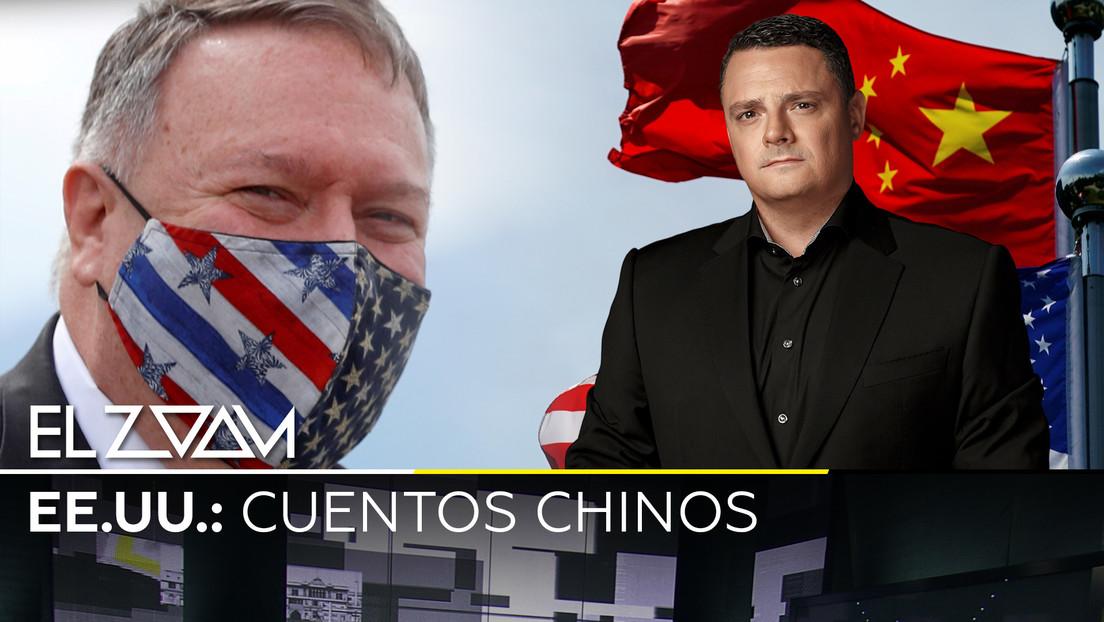 EE.UU.: Cuentos Chinos