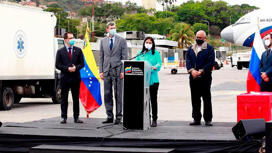Venezuela producirá la vacuna rusa Sputnik V contra el coronavirus luego de los ensayos con voluntarios