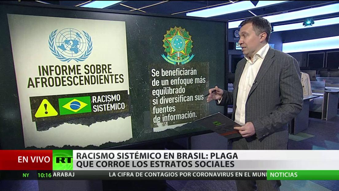 Racismo sistemático en Brasil: plaga que corroe los estratos sociales