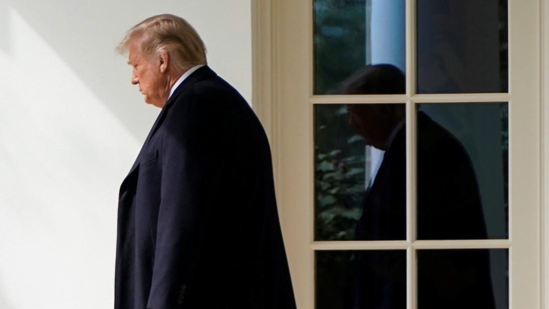 """Reuters: El estado de Trump fue """"muy preocupante"""" el último día y las próximas 48 horas serán """"críticas"""""""