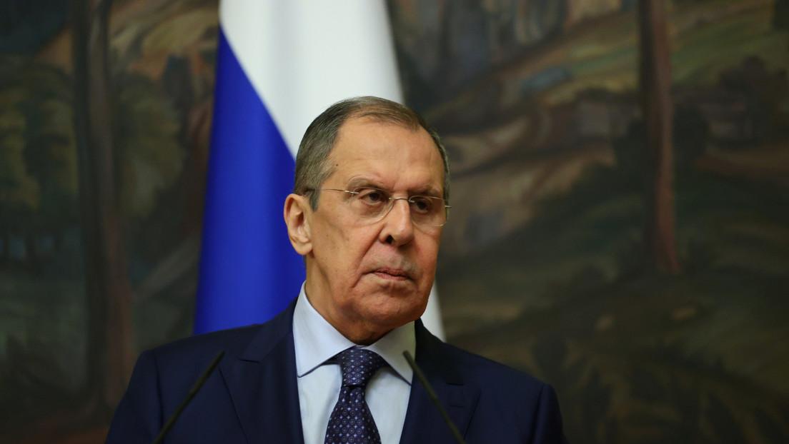 Lavrov afirma que Rusia está interesada en hallar la verdad en el caso Navalny y que politizar la cooperación energética golpeará la seguridad europea