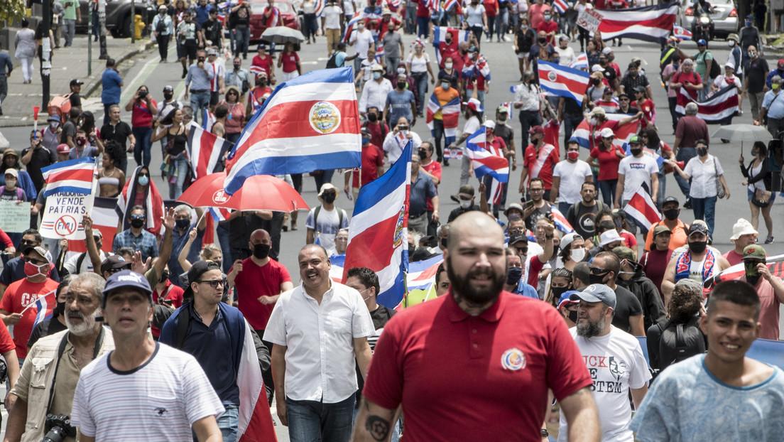 Qué buscaba Costa Rica con el FMI y por qué el presidente Carlos Alvarado retiró la propuesta