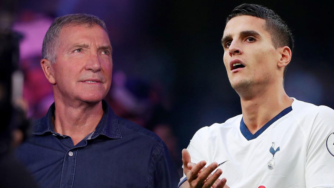 """""""Patético, muy latino"""": Un narrador de fútbol británico hace un comentario racista contra Erik Lamela y la cadena se disculpa"""