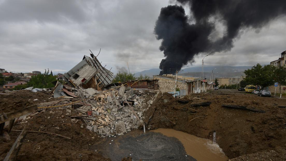 Rusia, Francia y EE.UU. instan a las partes del conflicto en Nagorno Karabaj a establecer un alto el fuego inmediato e incondicional
