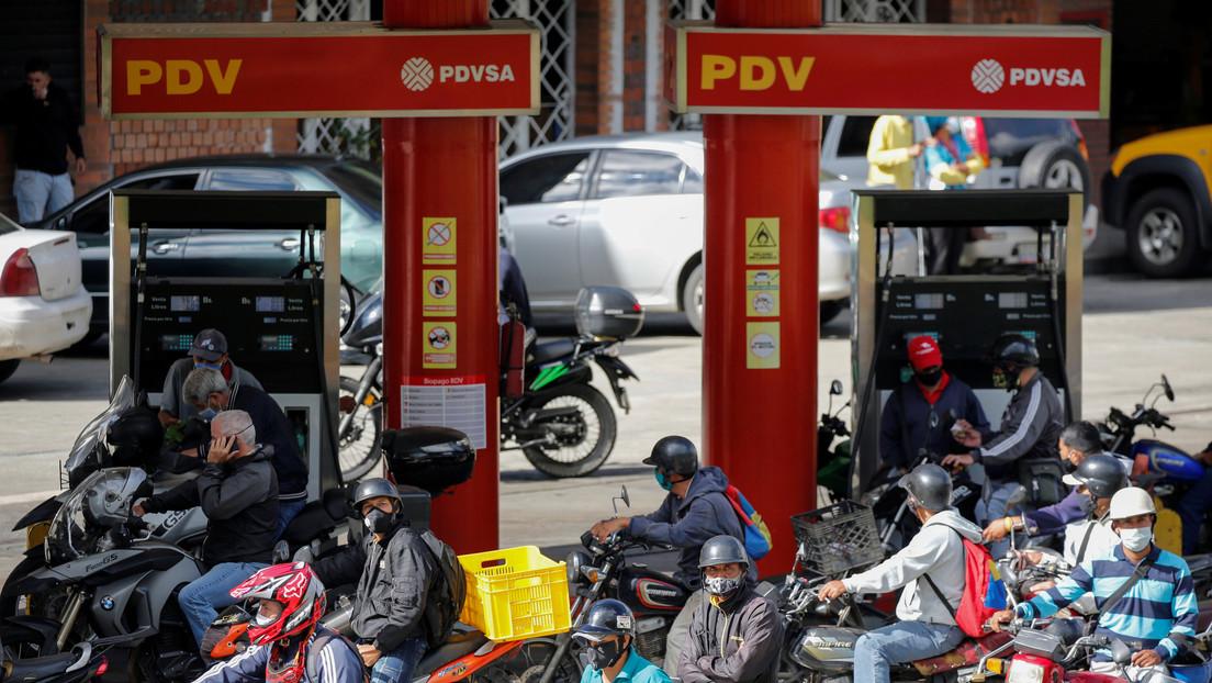 Venezuela implementa un nuevo esquema de distribución de gasolina para regularizar el suministro