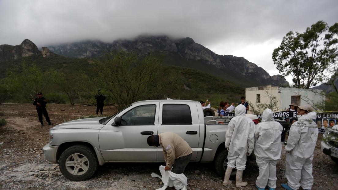 Hallan 13 cuerpos en una carretera de México y adjudican los crímenes a grupos criminales de Zacatecas