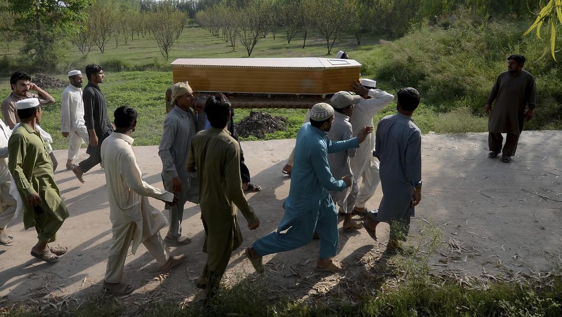 Un profesor mata a tiros a otro tras discutir acaloradamente sobre temas religiosos en Pakistán