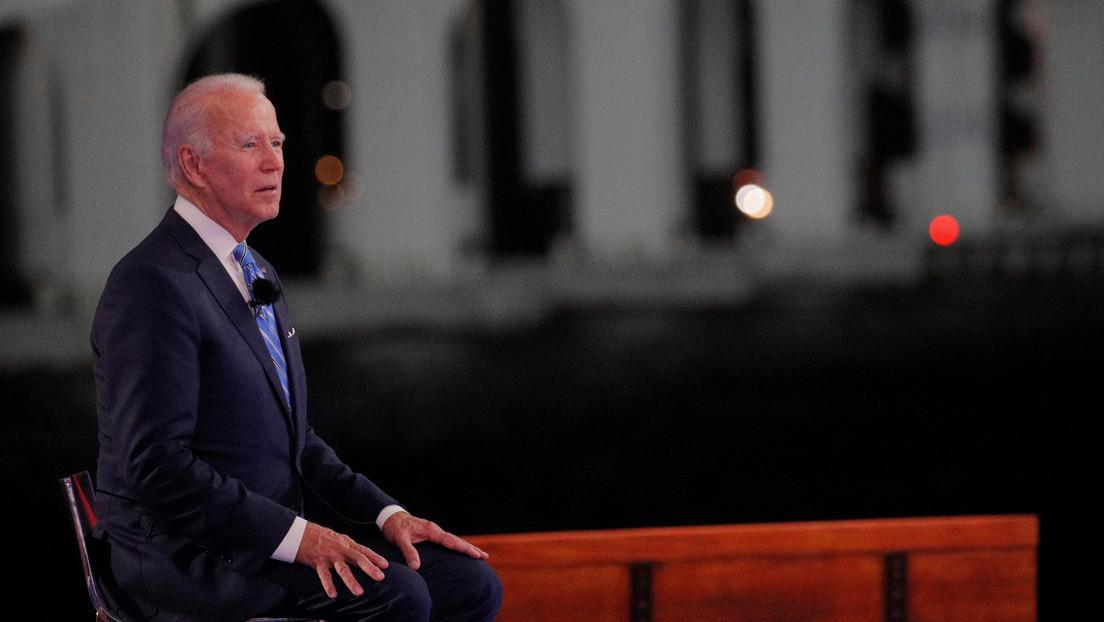 """""""Traidora"""", """"socialista"""", """"vete para Cuba"""": la insólita discusión entre dos seguidores de Trump y Biden en Florida (VIDEO)"""