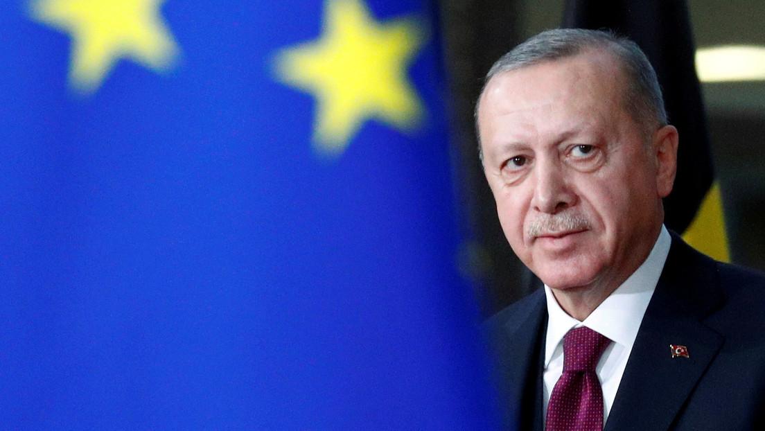 """La UE anuncia que las negociaciones de adhesión de Turquía al bloque """"se han estancado efectivamente"""""""