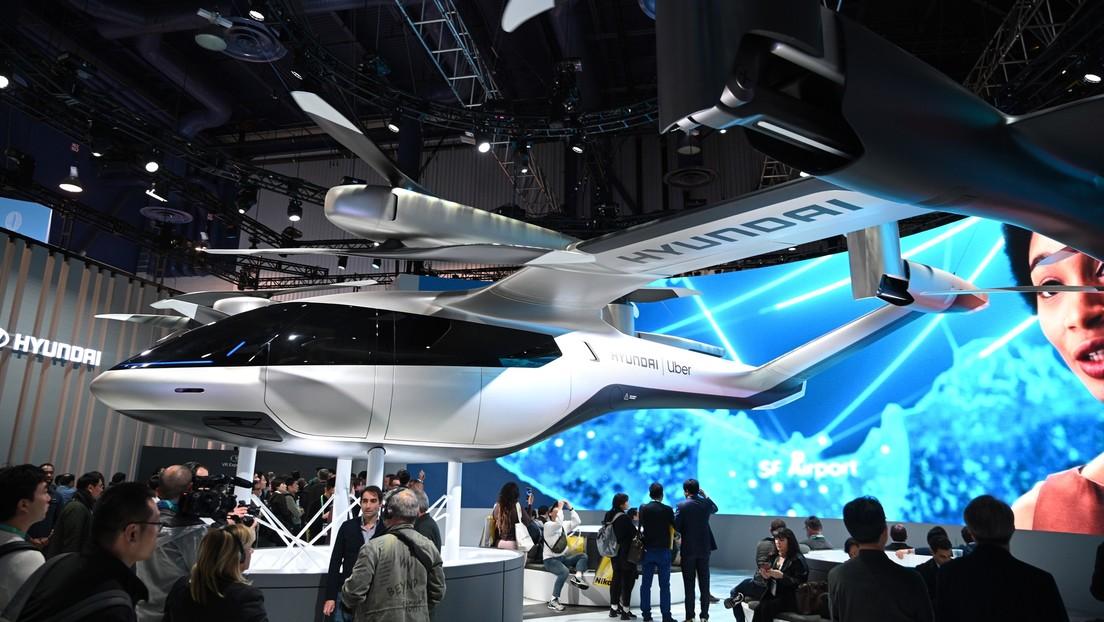 Hyundai planea lanzar sus primeros coches voladores para finales de esta década