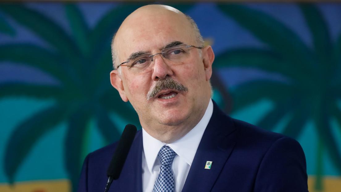 La Policía interrogará al ministro de Educación brasileño tras unas declaraciones homofóbicas