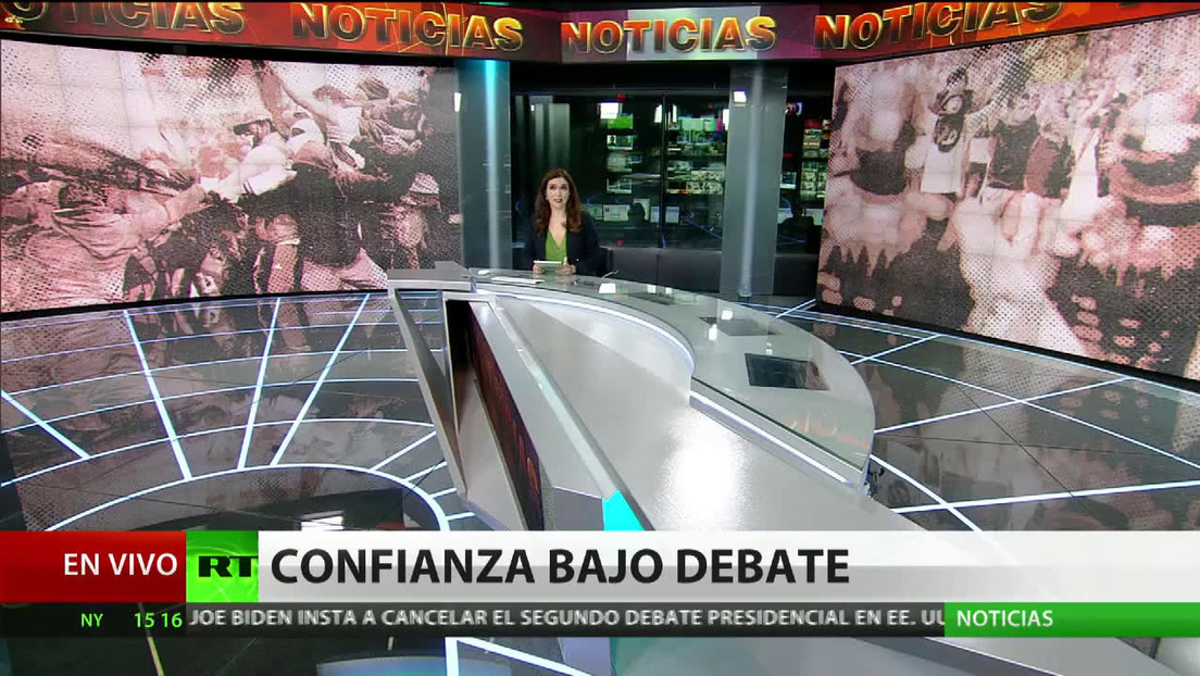 Debaten la moción de censura contra el ministro de Defensa de Colombia