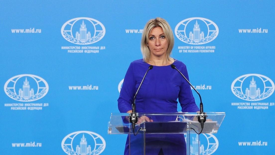 """Moscú: """"Francia y Alemania tienen aparentemente la intención de liderar una coalición antirrusa"""""""