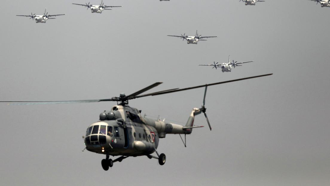Una avioneta con 400 kilos de cocaína se desploma en México tras cinco horas de persecución aérea