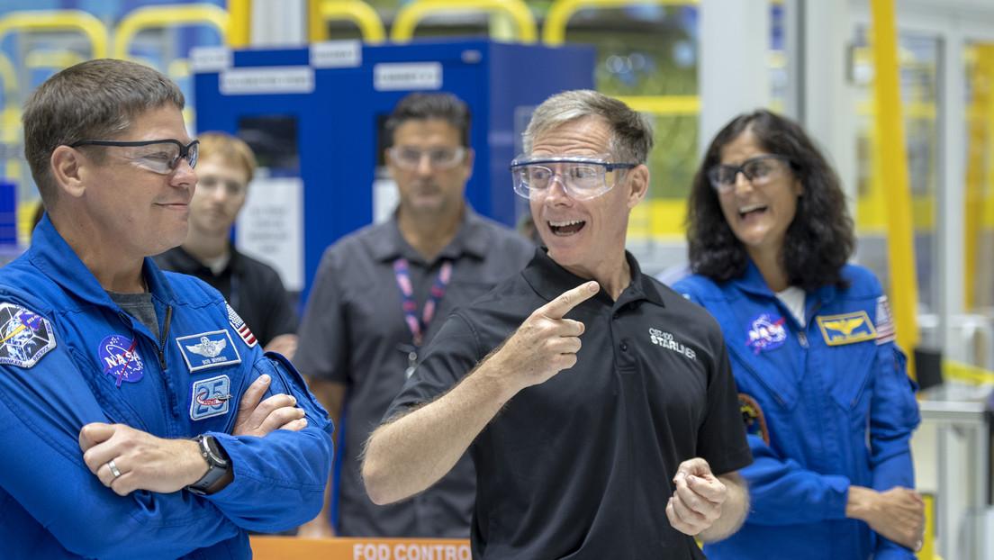 El comandante de la misión espacial tripulada de Boeing anuncia repentinamente que no volará en la nave Starliner que ayudó a construir
