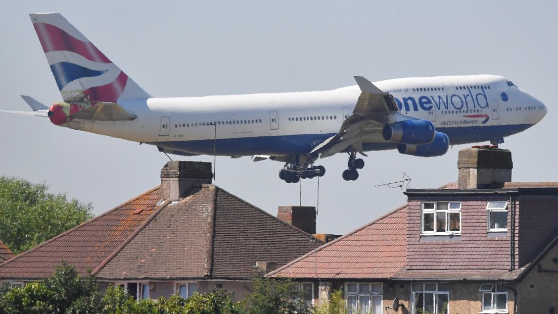VIDEO: British Airways se despide de sus dos últimos Jumbos