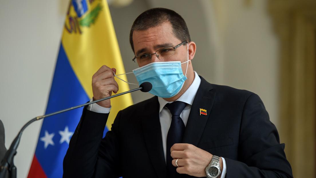 """Arreaza lamenta que Argentina se dejara """"arrastrar"""" por el Grupo de Lima para emitir un voto contrario a Venezuela en el consejo de DDHH de la ONU"""