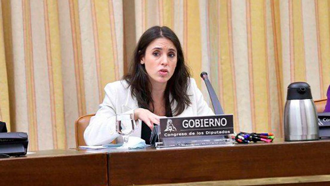 """""""Ser mujer es saber que tienes más riesgos"""": La respuesta de la ministra de Igualdad de España a la ultraderecha en el Congreso"""