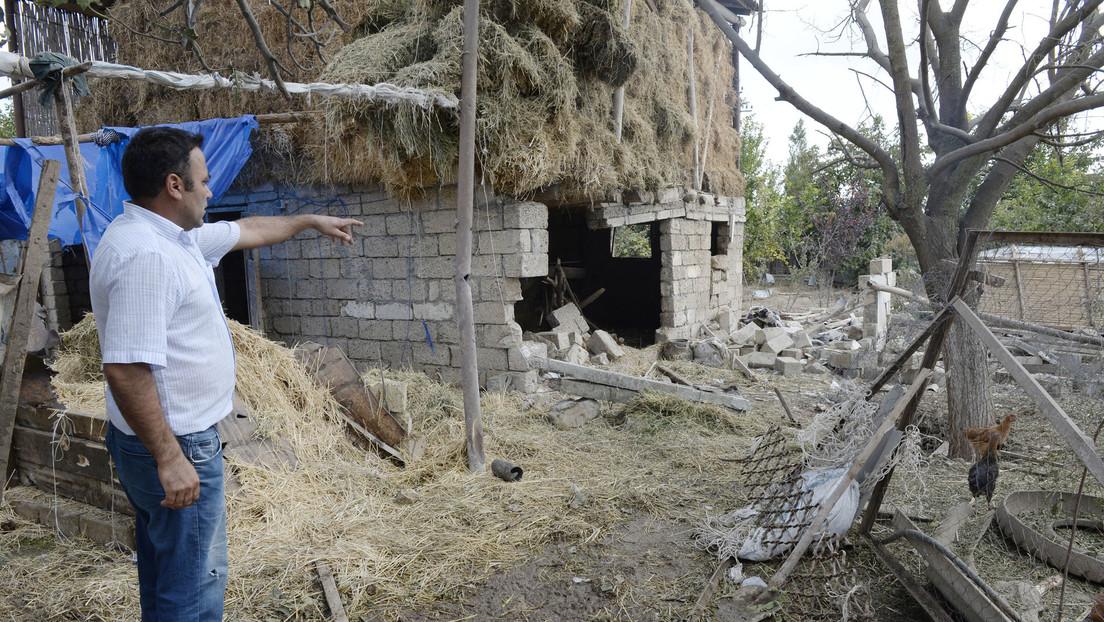 Putin invita a los cancilleres de Armenia y Azerbaiyán a Moscú para negociar sobre el conflicto en Nagorno Karabaj