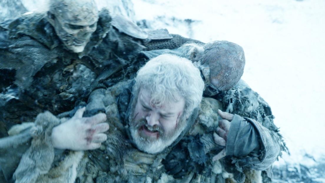 La conmovedora y dramática escena final de Hodor en 'Game of Thrones' será diferente en los libros, revela George RR Martin