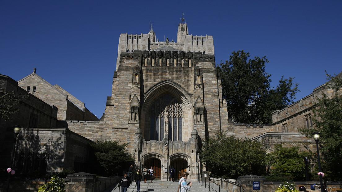 El Departamento de Justicia de EE.UU. demanda a la Universidad de Yale por discriminar aspirantes durante el proceso de selección