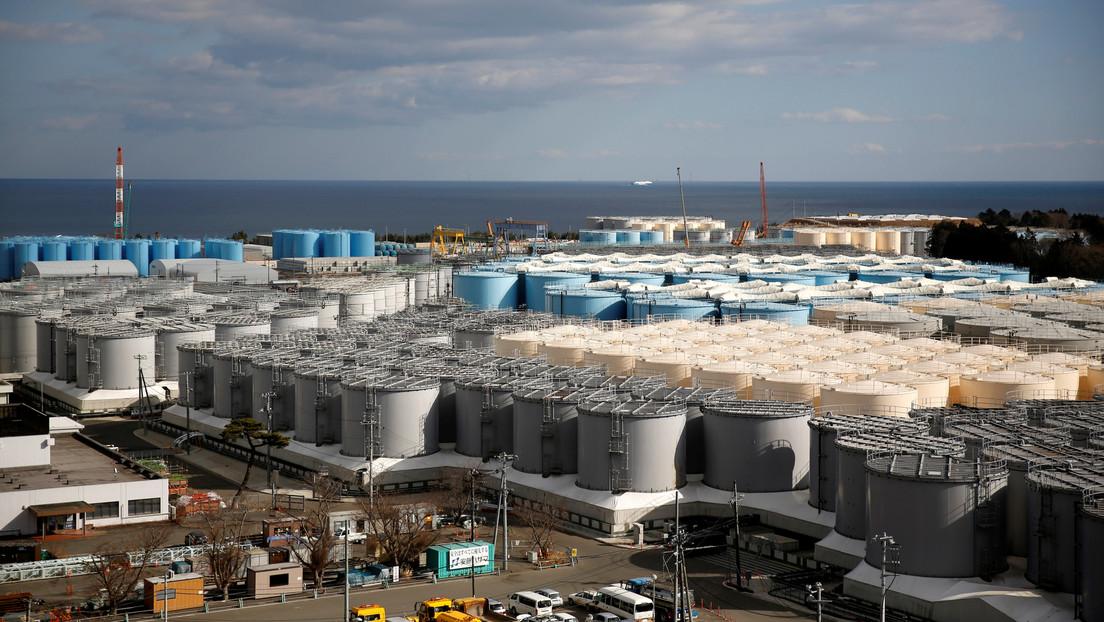 """Pescadores japoneses piden al Gobierno no liberar el agua contaminada de Fukushima al Pacífico por su """"impacto catastrófico"""""""