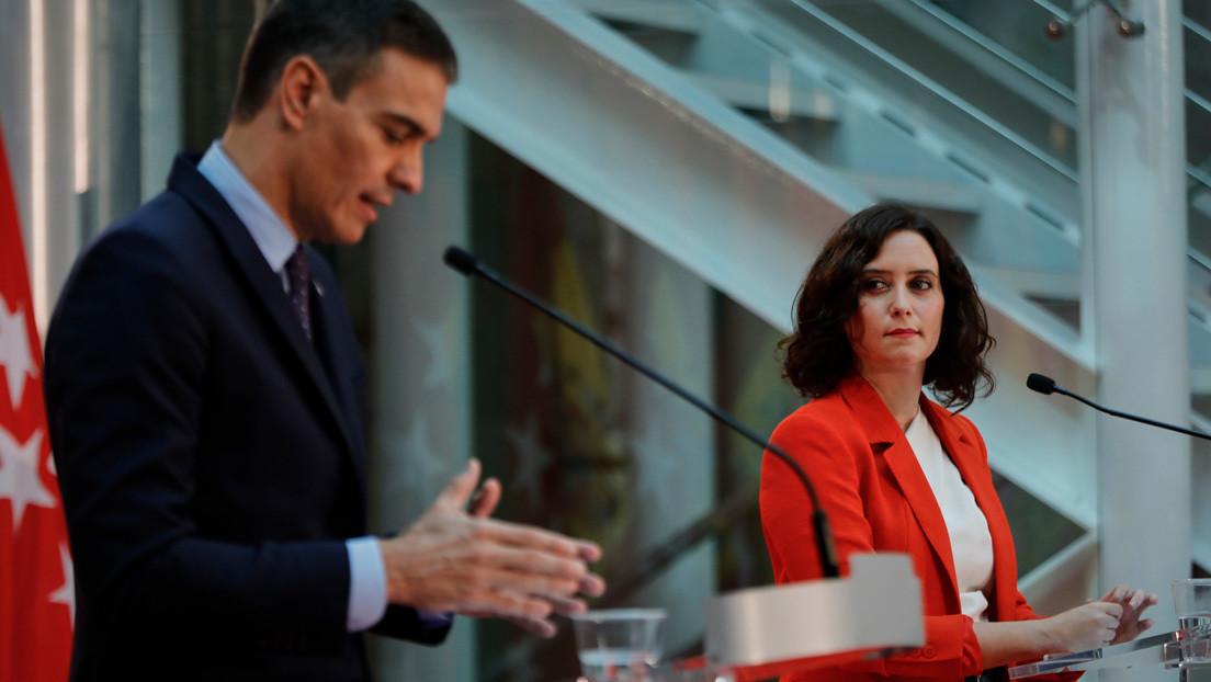 El Gobierno de España declara el estado de alarma en Madrid ante la negativa de su presidenta a cerrar la capital en la segunda ola de covid-19