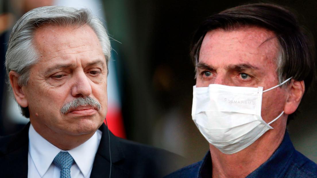 """""""Volvió el izquierdismo"""": Bolsonaro ataca de nuevo a Alberto Fernández y dice que Argentina """"tiene lo que se merece"""""""
