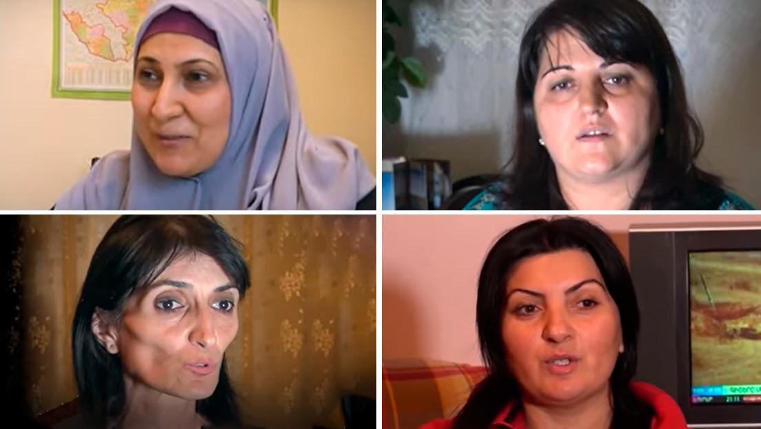 """""""Una madre es una madre, le duele el corazón"""": Hablan las mujeres armenias y azerbaiyanas cuyos hijos combaten en Nagorno Karabaj"""