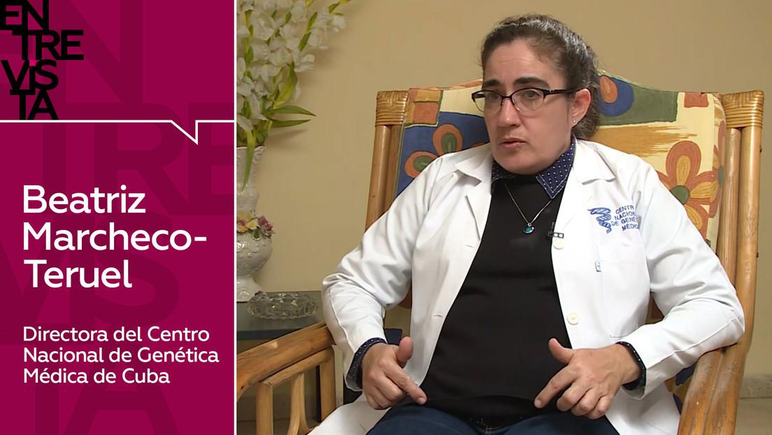 """Beatriz Marcheco-Teruel, jefa del Centro Nacional de Genética Médica de Cuba: """"Ya en los 80 Cuba realizó programas de genética de alcance poblacional"""""""