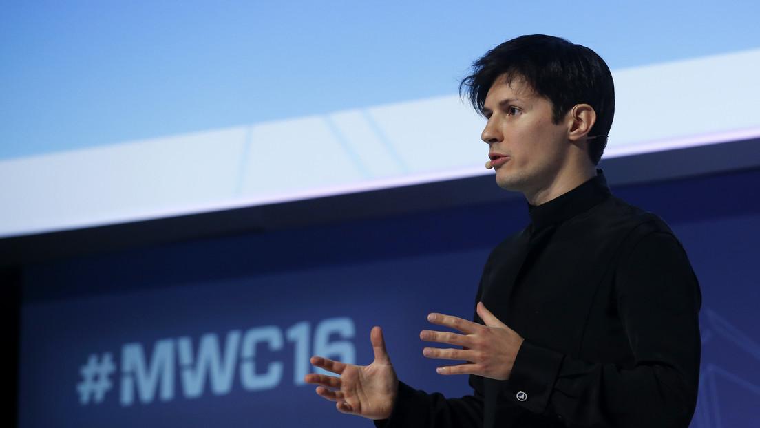 El fundador de Telegram comparte las claves para combatir el envejecimiento y verse más joven
