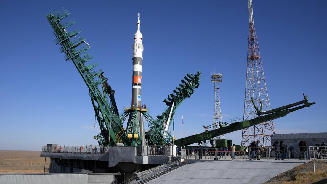 FOTOS: Rusia se prepara para realizar un viaje tripulado a la Estación Espacial Internacional en un tiempo récord