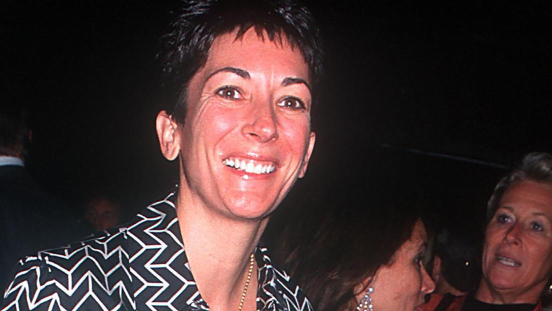 FOTO: Ghislaine Maxwell participó en un evento contra el tráfico sexual años antes de ser arrestada por reclutar a menores de edad para Epstein