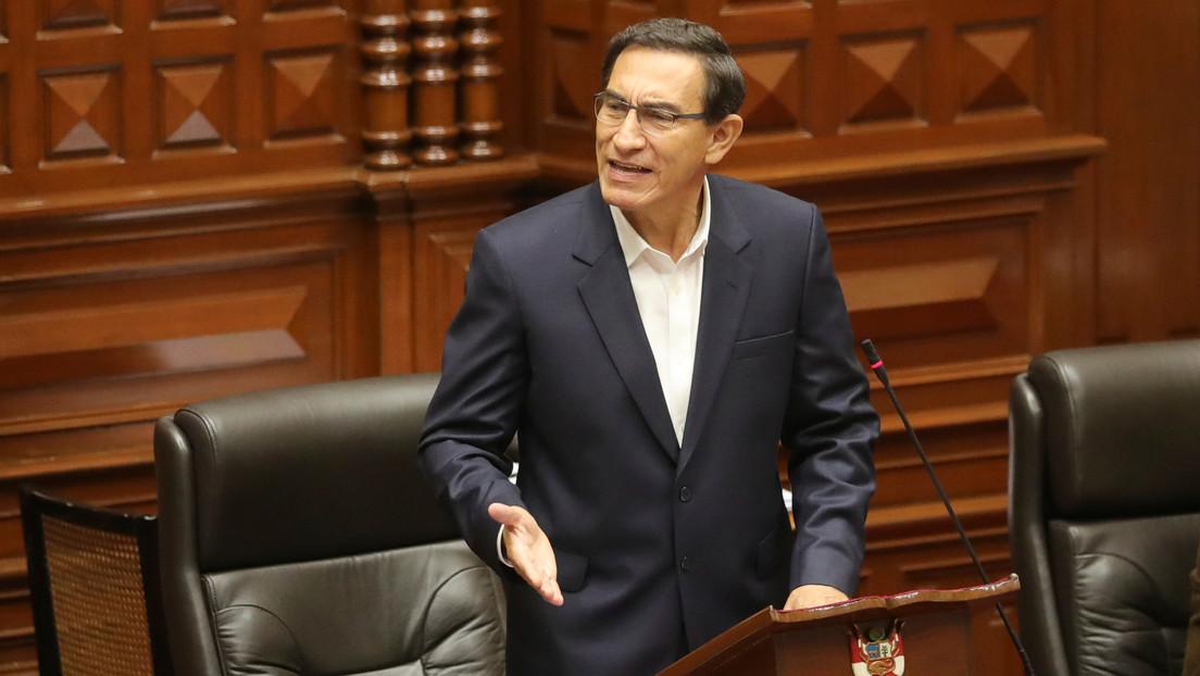 El presidente peruano puede afrontar una nueva moción de vacancia luego que un testigo lo acusara de recibir soborno hace seis años
