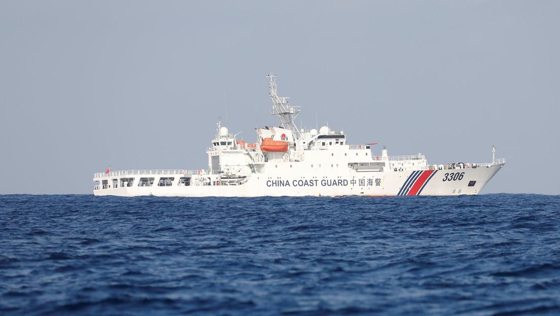 Japón protesta ante Pekín tras maniobras de buques chinos en islas en disputa del mar de China Oriental