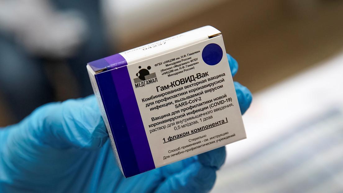 El Ministerio de Salud de EAU aprueba la tercera fase de los ensayos de la vacuna rusa Sputnik V