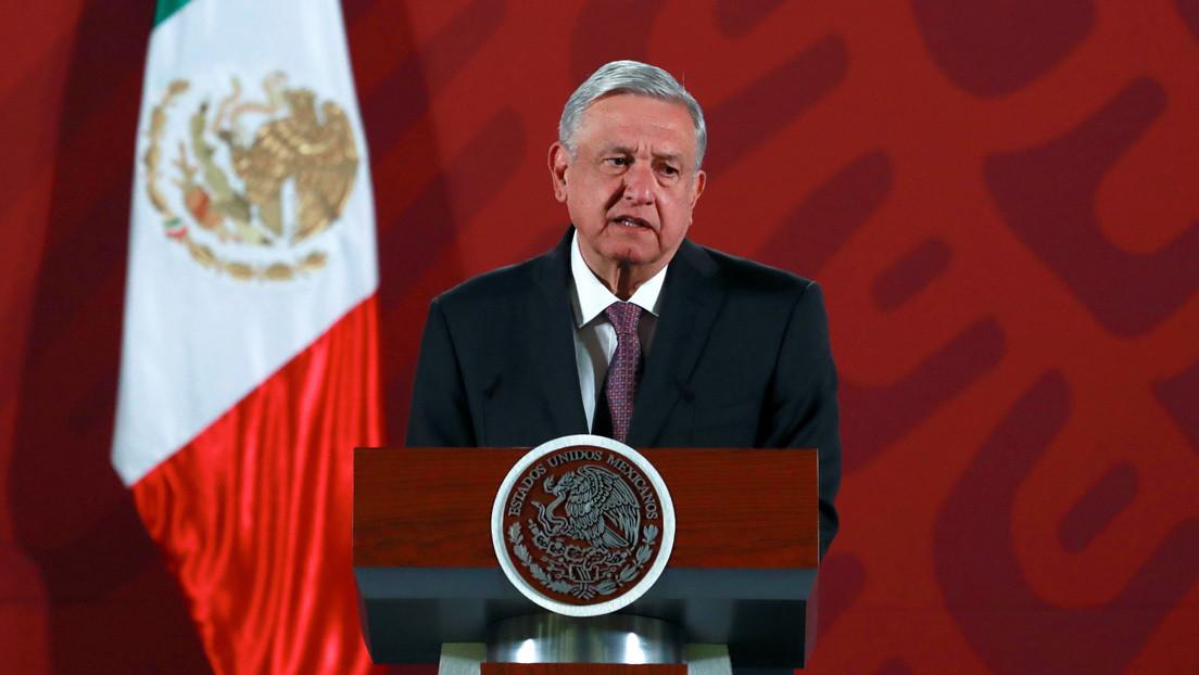 López Obrador confirma el robo de más de 37.000 medicamentos para niños con cáncer que México importó desde Argentina