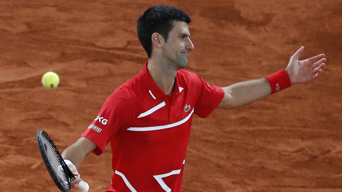 """""""Nuestro cara a cara es el mayor de la historia"""": critican a Djokovic por este 'olvido' al hablar de su rivalidad con Nadal"""