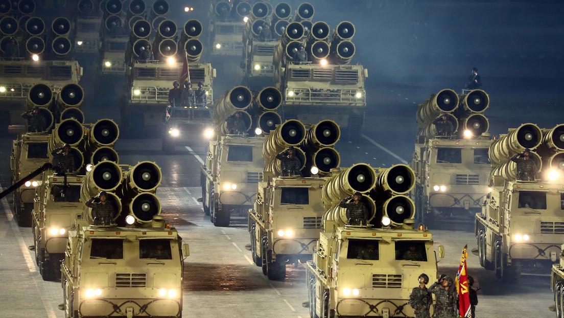 """Corea del Sur: Podemos """"responder y neutralizar inmediatamente"""" la artillería y los misiles de Corea del Norte"""